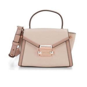 Michael Kors Whitney Colorblock Mini Satchel